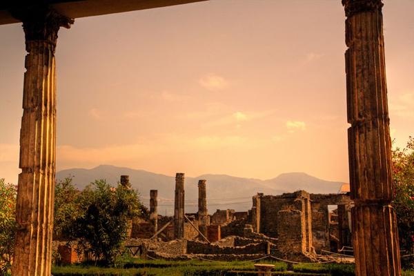 เปิดตำนาน ปอมเปอี ซากเมืองมรณะ 2 พันปี