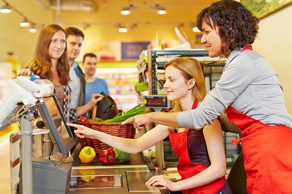 6 วิธีเลือกช่องคิวจ่ายเงินที่ซูเปอร์มาร์เกต