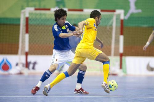 ประวัติฟุตซอล ข้อมูล กีฬาฟุตซอล