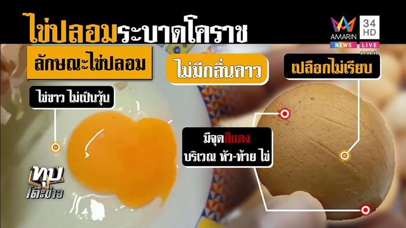 ไข่ปลอม