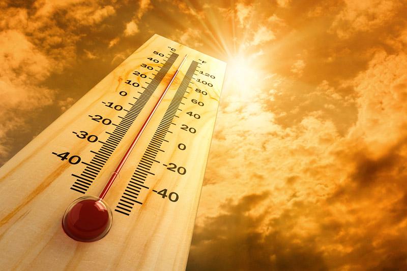 15 เมืองที่ร้อนที่สุดในโลก
