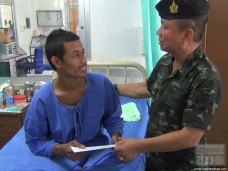 เปิดใจ! 2 ทหารผู้รอดชีวิตจากเหตุประกบยิงที่ปัตตานี