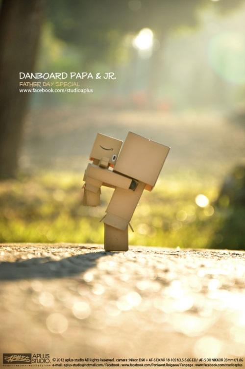 พ่อครับ ผมรักพ่อ...เรื่องราวซึ้ง ๆ จากภาพถ่ายอันแสนอบอุ่น