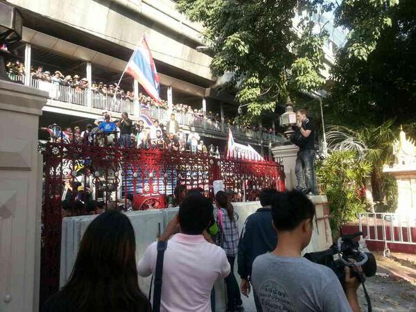 ปิดกรุงเทพ 14 ม.ค. 57 เกาะติดข่าว bangkok shutdown ล่าสุดวันนี้