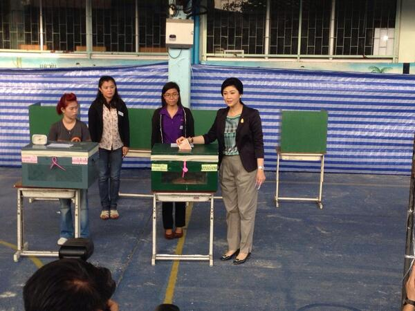 เลือกตั้ง 2557 เกาะติดข่าวเลือกตั้ง 2 ก.พ. 57 พื้นที่ กทม.