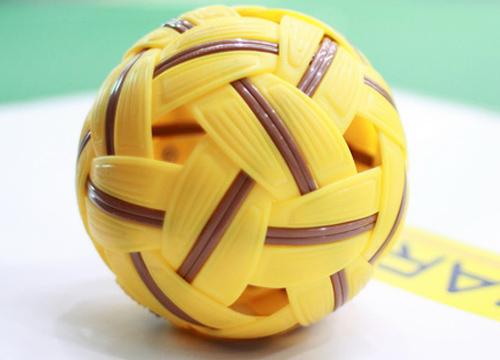 ตะกร้อไทยชนะมาเลย์ 3 เซตคว้าแชมป์อิสแทฟ ซูเปอร์ซีรี่ส์