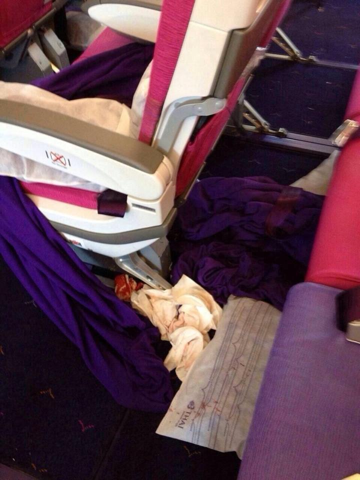 แอร์บัส A380 กรุงเทพฯ-ฮ่องกง ตกหลุมอากาศ ผู้โดยสารเจ็บราว 20 ราย