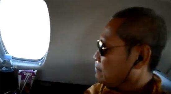 พศ. เตรียมลงดาบ พระนั่งเครื่องบินเจ็ท - หิ้วหลุยส์ - ใส่เรย์แบน