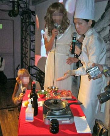 อึ้ง! หนุ่มญี่ปุ่นเฉือนเจ้าโลก ปรุงเป็นอาหารให้แขกทาน