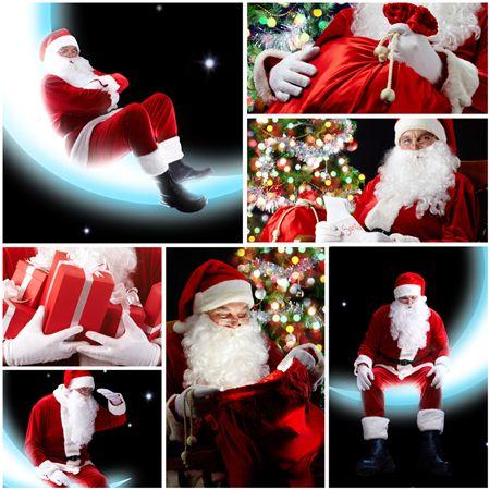 ซานตาครอส - ซานตาคลอส