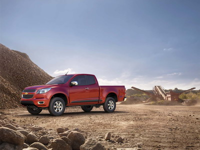 Chevrolet Colorado 2012