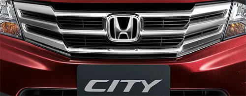 Honda City Minor change 2012