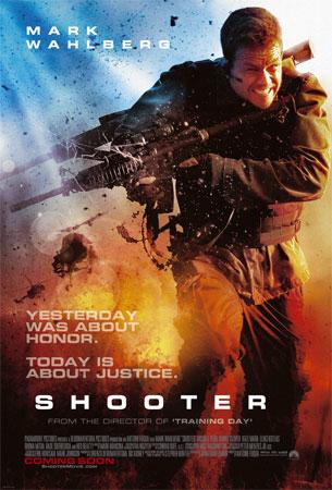 หนังฝรั่งShooter  คนระห่ำปืนเดือด /หนังบู๊แอคชั่น